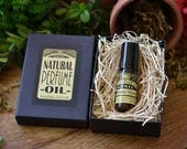 NIGHTSHADE Perfume Oil - Belladonna, Cardamom, Patchouli, and More - Available in 3 Sizes