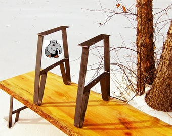 The home of steel furniture legs and related items by for 10 inch table legs