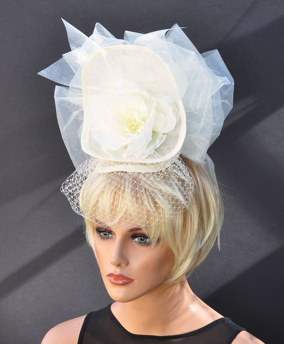 Kentucky Derby Hat, Kentucky Derby Fascinator, Derby Hat, Derby Fascinator, Ascot Hat