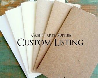 Custom order for Brittany (click Item Details for specific information/description of order)