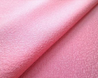 Japanese pure silk from Kyoto Pink No.50-2