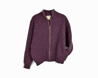 Wool sweater coat | Etsy