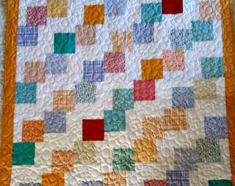Quilt Stepping Stones