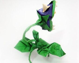 FIGURINE origami chomper figurine