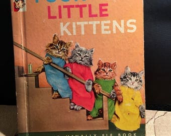 Four Little Kittens By Rand McNally by Elf Books