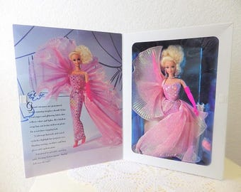Evening Extravaganza Limited Edition Barbie Doll in Box from the Classique Collection, 1993
