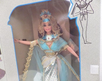 Egyptian Queen Barbie as new in box, From the Great Eras Collection, 1993