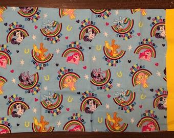 My Little Pony travel pillow case/toddler pillow case 100% cotton