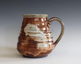 EXTRA LARGE Mug, 23 oz, handmade ceramic cup, handthrown mug, stoneware mug, pottery mug, unique coffee mug, ceramics and pottery