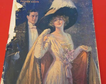 Magazine, Antique, Vintage, Fashions, Ads and Lots More: 1911, Women's Home Companion