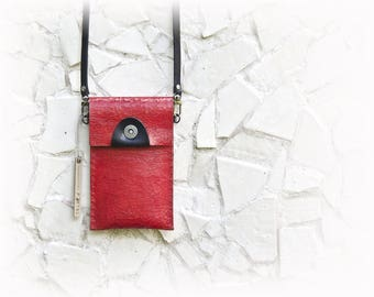 RETROMODERN Collection: Romantic Pouch  for Medium and Large size Phones