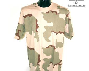 3-Col Desert Camo T-Shirt