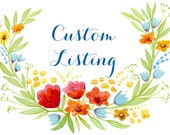 Custom Listing - 2 Twinkle Twinkle Banners... 1 pink and 1 blue