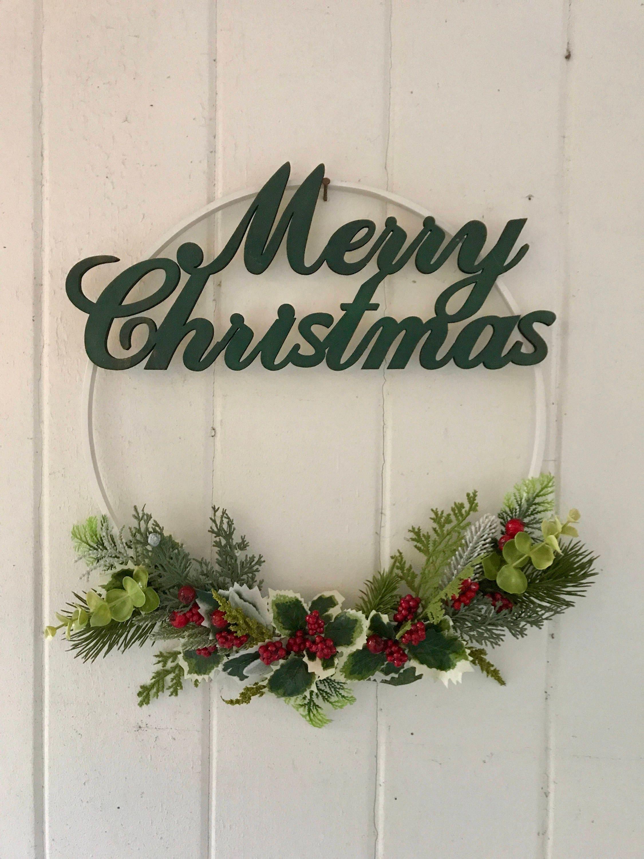 holiday wreath christmas wreath modern wreath front door wreathminimalist wreath. holiday wreath christmas wreath modern wreath front door wreath
