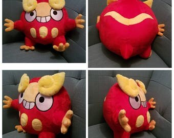 Darumaka plush ready to go