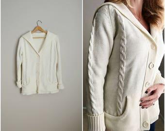 Ivory cardigan | Etsy