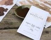 Organic Walnut Hulls for Natural Dyeing, 20g