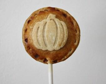Pumpkin Pie Pops (12) Gift Set