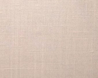 Lovely Lavender Linen Fabric, Polyester/Rayon/Linen Blend, Fabric by the Yard