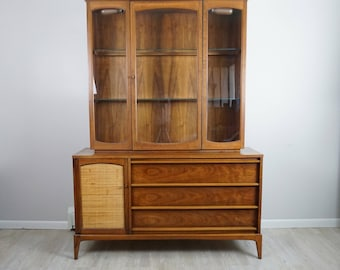 Amazing Stunning Mid Century Lane Rhythm China Cabinet / Lane China Closet / Mid  Century Modern Lane