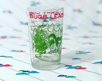 1974 Bugs Bunny Juice Glass
