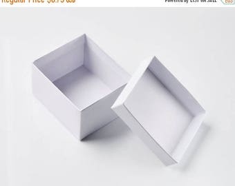 Limited Time Offer White Box - Shipping Supplies - Boxes