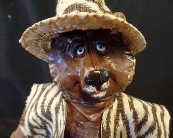 Barney Bear of the Rockies