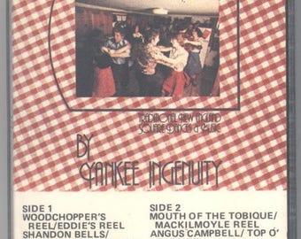 YANKEE INGENUITY cassette tape Kitchen Junket; New England Contra dance Tunes