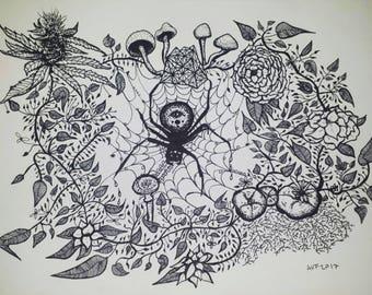 dibujo de mi corazón series 003