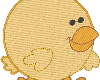4X  Chubby Farm Friends Machine Embroidery Designs. Pes, Vpe, Jef, Dst formats