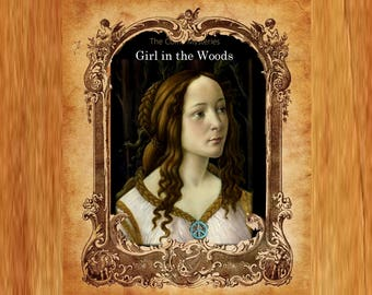 Girl in the Woods- COMA MYSTERIES-Book ONE