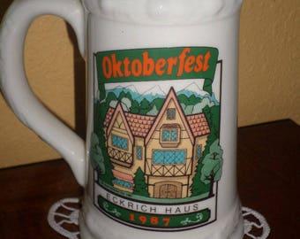 Oktoberfest/1987/ECKRICH HAUS