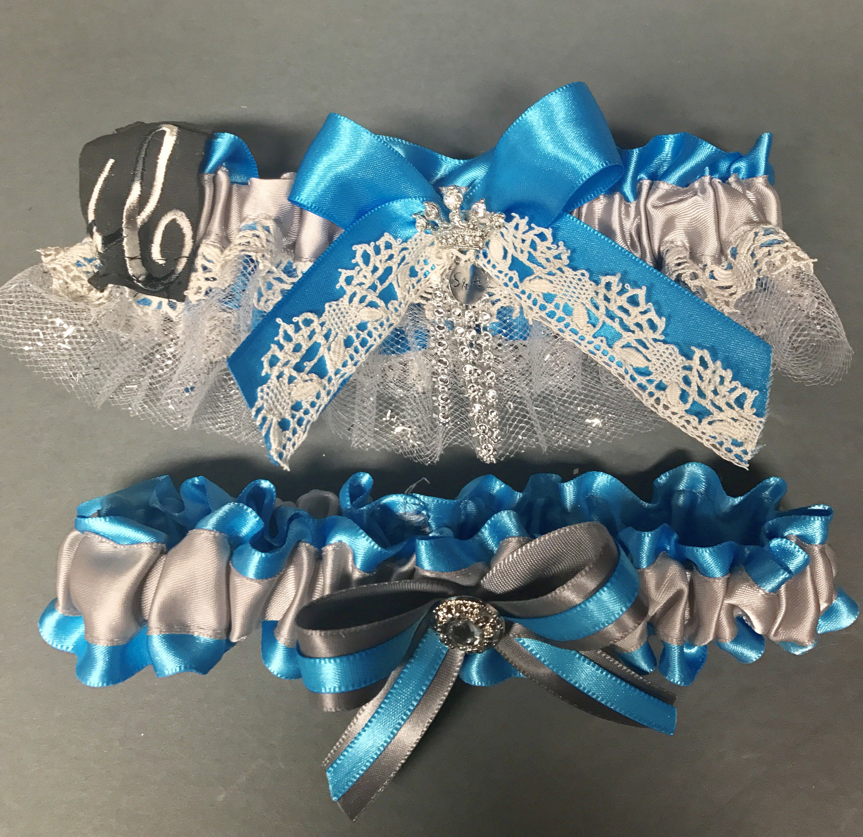 Personalized Wedding Garter Sets: Custom Wedding Or Prom Garter Single Garter Or Set ...Custom