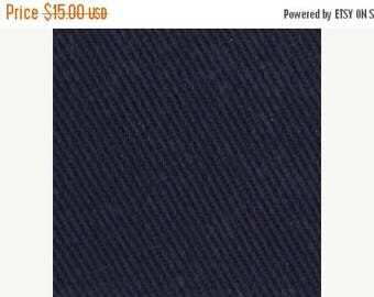 "ON SALE 54"" Crossroads Denim, Denim Fabric, Weathered Indygo, Navy Blue Fabric, 1 yard fabric, 02038"