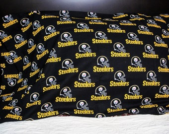 Pittsburgh Steelers 100% Cotton Pillow Case