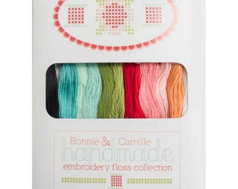 Bonnie and Camille Embroidery Floss Collection - BCFLOSS