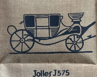 "Needlepoint Canvas 26"" sq. (Free s&h)"