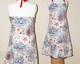 Girl summer dress mesh Tattoo