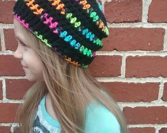 Crochet Toddler Winter Beanie *free shipping*