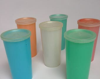 Image result for tupperware 70s style