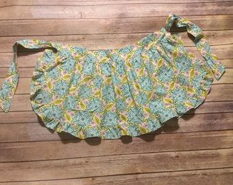 Women's half apron size M/L