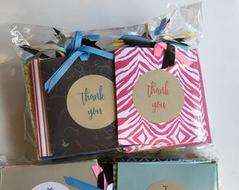 25 Thank You Gift Microfiber cloths