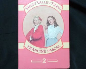 Vintage Sweet Valley Twins boxed Set #2 from the 80's, New and Unopened, Still in shrink wrap