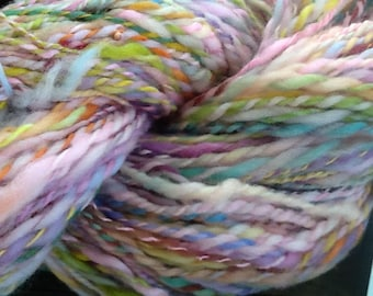 Birthday Party, 256 yds,2 ply, merino / Polwarth, worsted weight