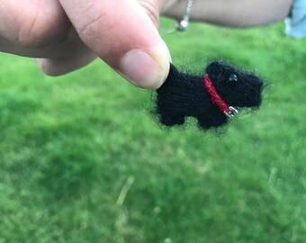 Teeny Tiny Scottie Dog