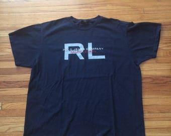 Vintage Polo Jeans Company Ralph Lauren Oversize T-Shirt