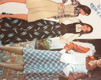 Women's Vintage Out of Print Discontinued Dress Sewing Pattern McCalls 5714