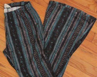 LA hearts PSYCHEDELIC BellBottoms