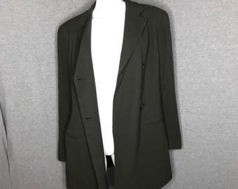 EMANUEL UNGARO Blazer Size: 8