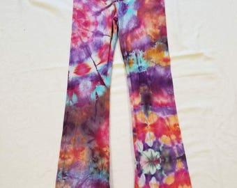 Tie Dye Women's Yoga Pants size Small